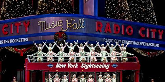 que hacer una Navidad en Nueva York