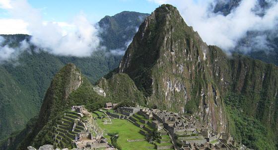 Machu Picchu y su Ciudadela