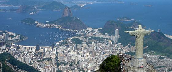 Río de Janeiro es una de las ciudades más bellas del mundo