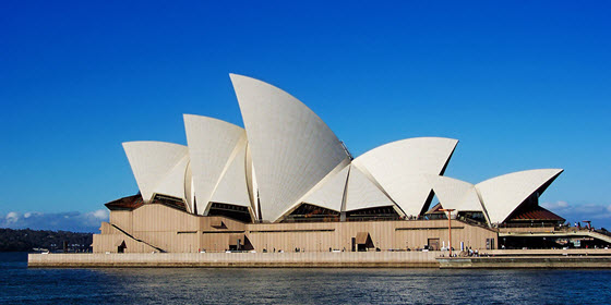 La Opera House de Sydney es el mayor icono de la ciudad australiana