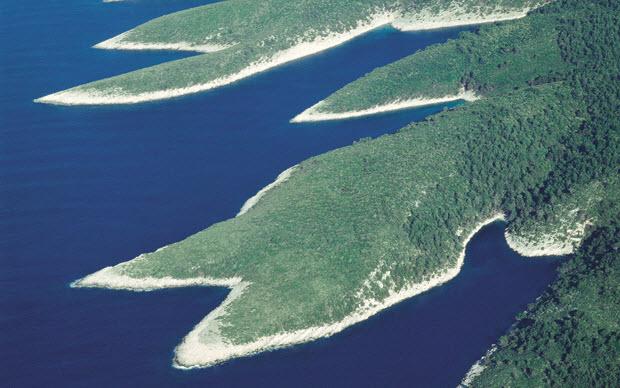 Croacia, el país de las mil islas
