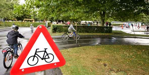 La capital danesa es un paraíso para los amantes de la bicicleta