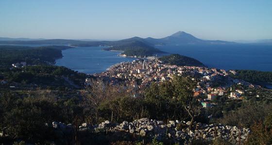Losinj es el lugar idóneo en Croacia para relajarse con terapias wellness.