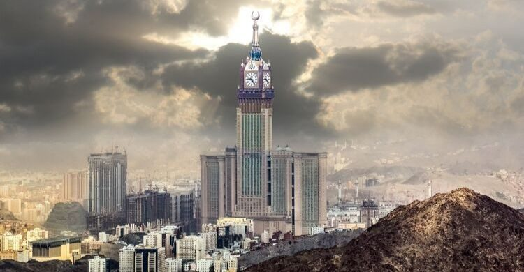 Abraj Al Bait Towers, en La Meca (istock)