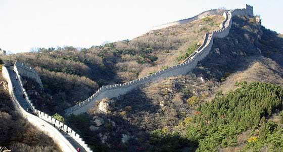 La Gran Muralla China despierta la fascinación de los viajeros desde hace siglos