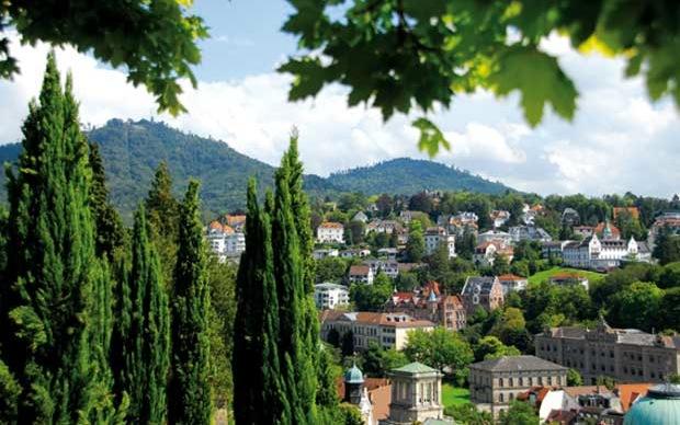 Baden-Baden es la puerta de entrada a la Selva Negra de Alemania