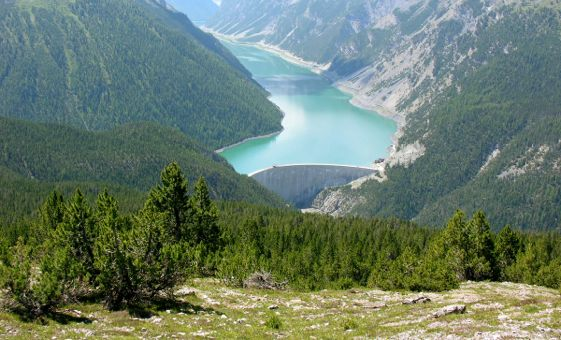 El Parque Nacional Suizo es un modelo de gestión y conservación de la naturaleza