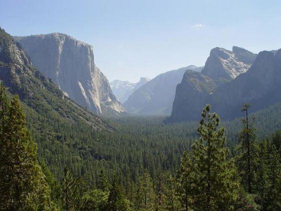 Durante décadas, el monte Half Dome, en el parque nacional de Yosemite, fue considerado un monte imposible de escalar.