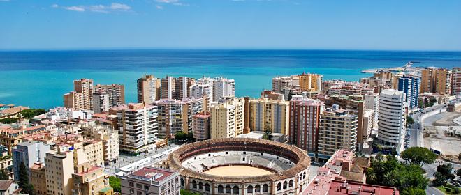 Málaga, Andalucía