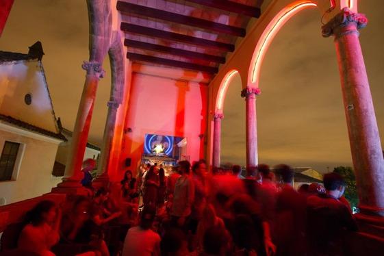 La Terrazza, un clásico de la noche barcelonesa.