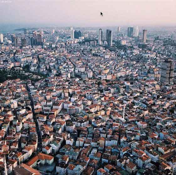 Panorámica de Estambul. Una foto de @passionpassport