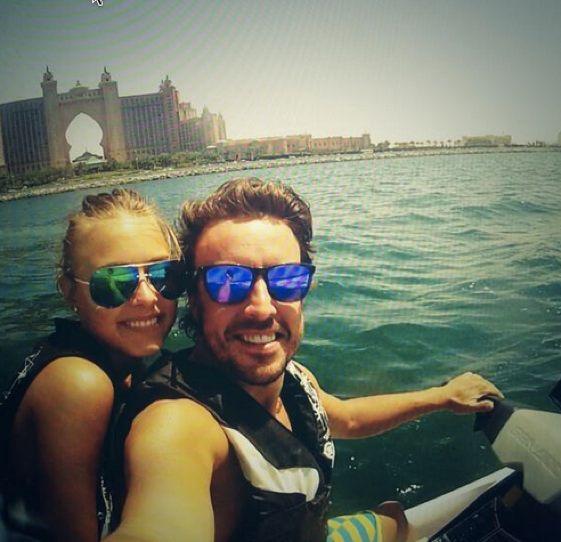 Dubai, uno de los lugares escogidos por Fernando Alonso para descansar con vistas al  final de temporada