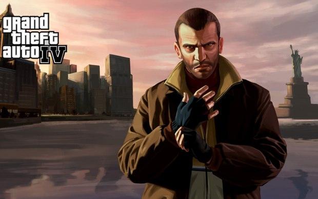De Viaje por los escenarios de la saga GTA Grand Theft Auto.