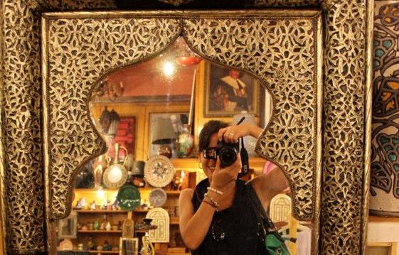 Para María Caro, la formación continua es imprescindible para ser un bloguero de viajes.