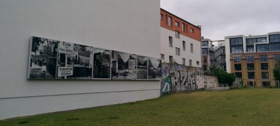 El Memorial del Muro en Bernauer Strasse es uno de los lugares más emotivos de Berlín.