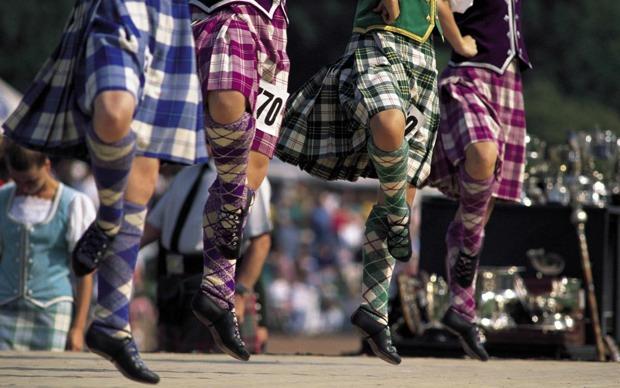 Top 5 imprescindibles de Escocia.