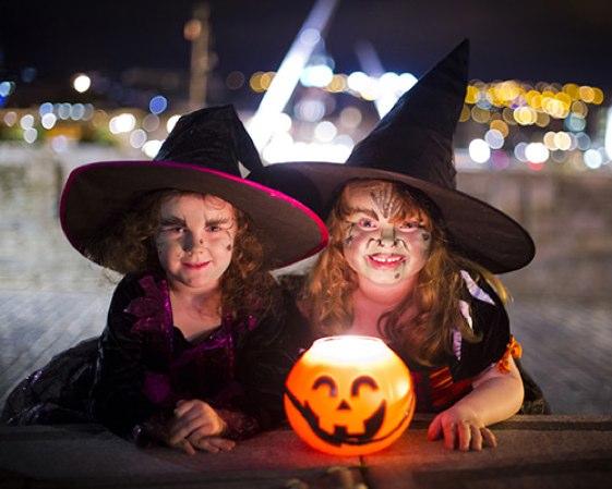 En pocos años, Londonderry se ha convertido en sinónimo de Halloween en Europa.