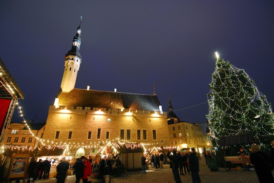 Navidad en Tallin 2014