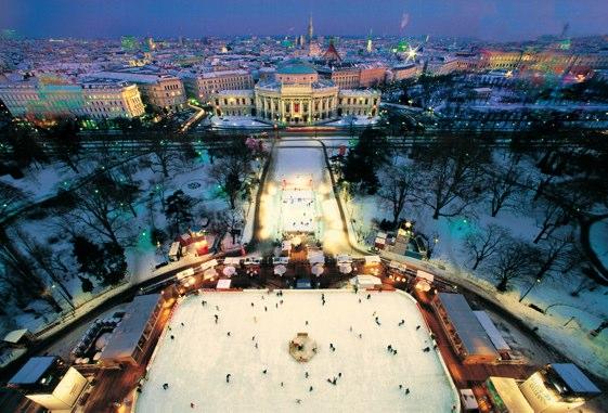 Navidad 2014 en Viena