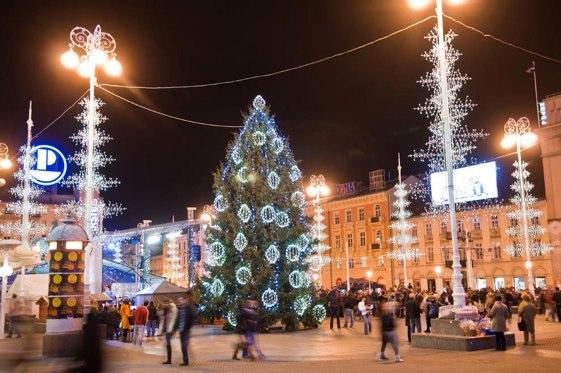 Navidad en Zagreb 2014