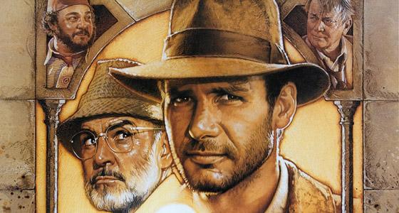"""Película """"Indiana Jones y La Última Cruzada"""""""""""