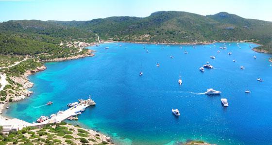 Puerto Cabrera (Mallorca). Foto: Jacobo