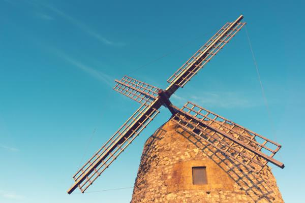2. Molino de Aixerrota, Getxo (Vizcaya)