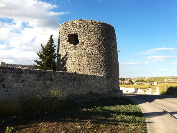 4. Molino de El Cubo, Cuéllar (Segovia)
