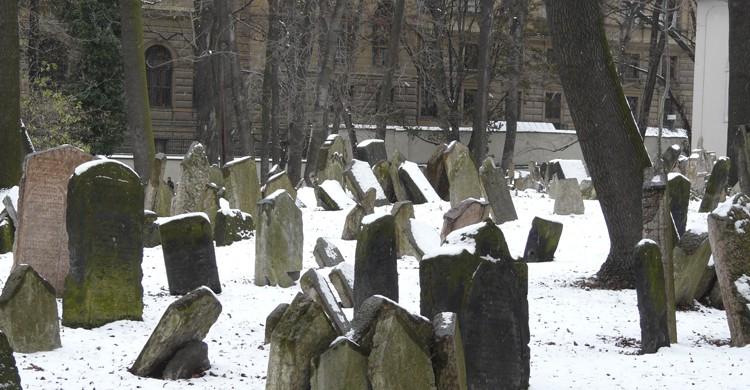 Cementerio judio (Flickr)