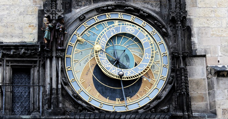Reloj Astronómico (Flickr)