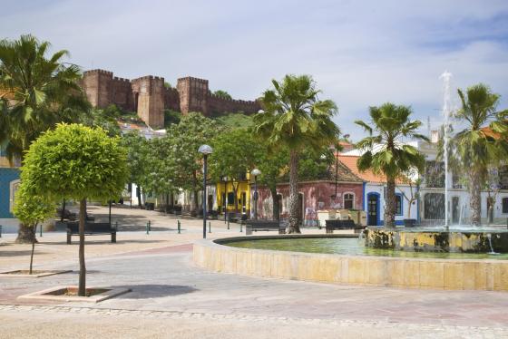 Silves Plaza