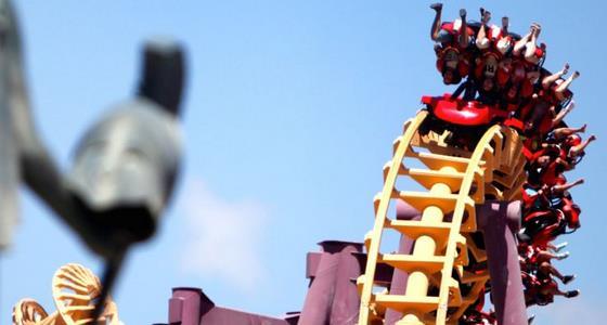 adrenalina en su parque de atracciones