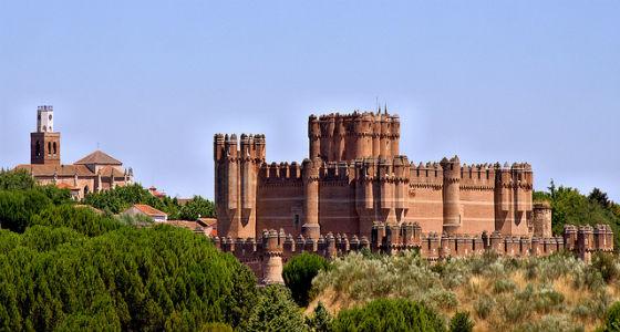 castillos con encanto