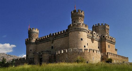 Castillo de Manzanares el Real: Castillos con Encanto en España