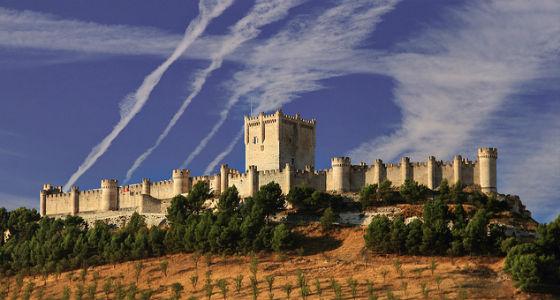 Castillo de Peñafiel: Mejores Castillos de España