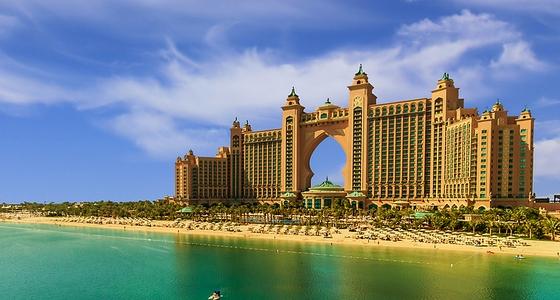 10 destinos para viajar sin límite de presupuesto_Dubai