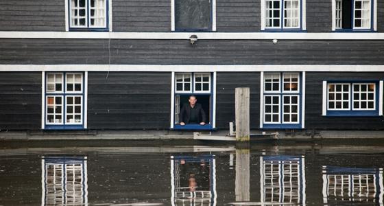 Foto: De Barge Boat Hotel