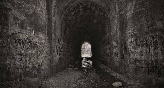 El túnel de los gritos