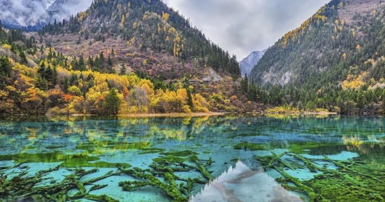 Jiuzhaigou (iStock)