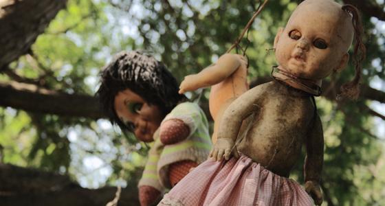 La isla de las muñecas / Foto: Esparta
