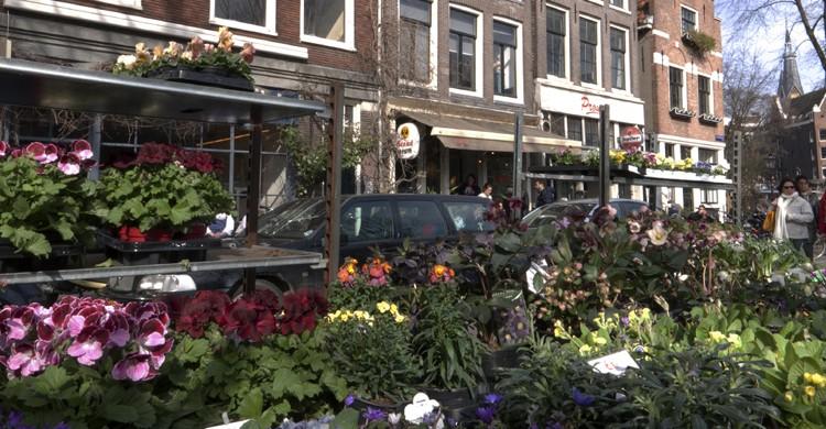 Mercado de las flores (iStock)