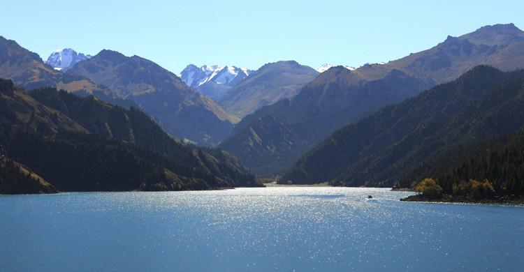 Montañas de Tian Shan (iStock)