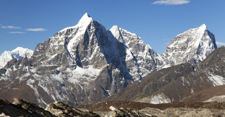 Parque Nacional del Gran Himalaya (iStock)