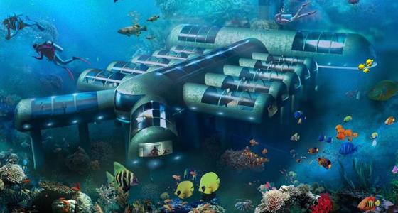 Foto: Planet Ocean Underwater Hotel