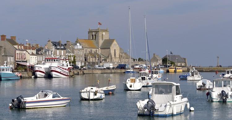 Puerto de Barfleur (iStock)