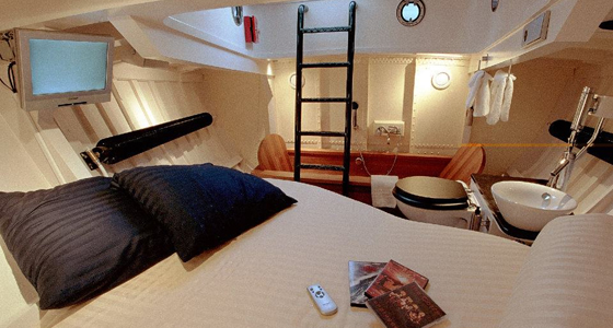 The Lifeboat Hotel / Foto: Dromen Aan Zee