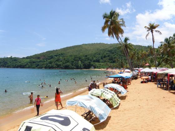 Los 10 lugares mas espectaculares que ver de Venezuela