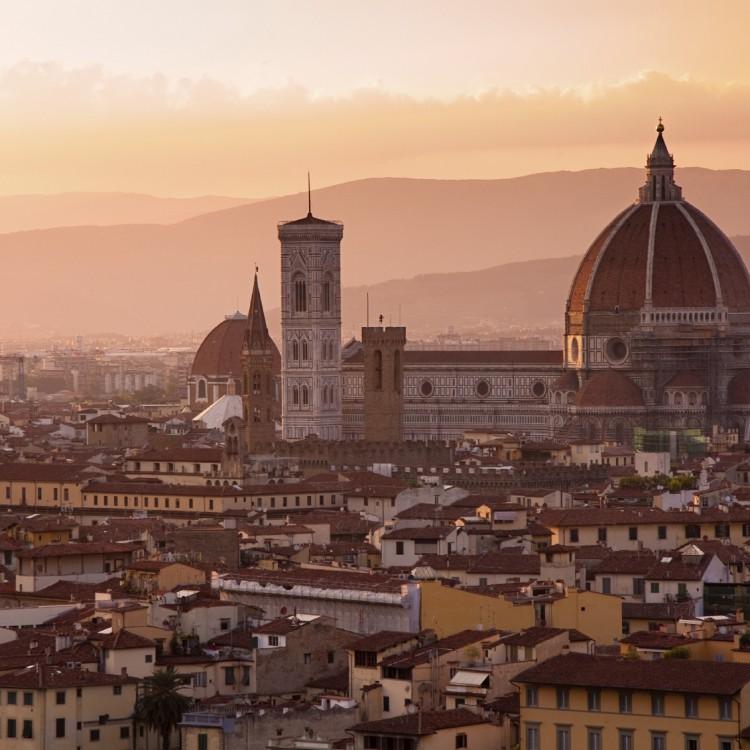 El duomo de Florencia iba a albergar las esculturas que acompañan a El David. (iStock)