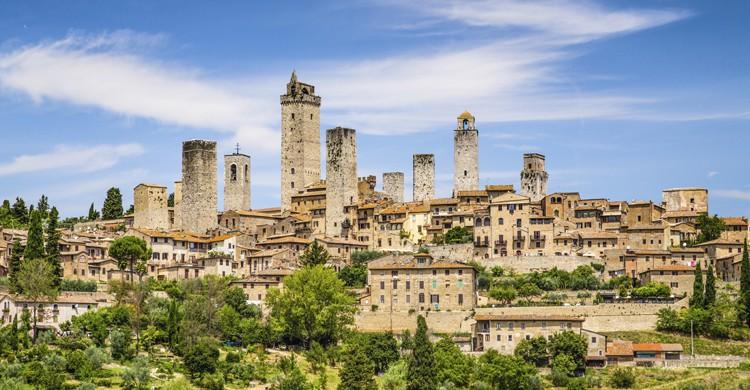 San Gimignano (iStock)