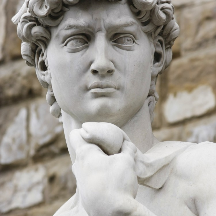 Se necesitaron 40 hombres para transportar la escultura. (iStock)